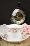 Чайный набор 12 предметов Мозаика