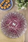 Блюдо вращающееся для сервировки стола Голограмма