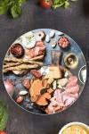Блюдо вращающееся для сервировки стола Мясная тарелка