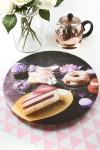 Блюдо вращающееся для сервировки стола Сладости