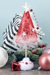 Фигурка новогодняя Елка с подарками