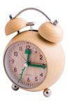 Часы будильник Дерево