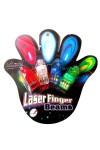 Насадки на пальцы светящиеся Laser finger