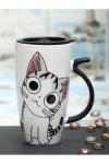 Кружка Кот мультик