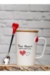 Кружка Верное сердце
