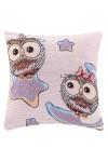 Подушка декоративная Совы - звездочеты