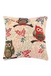 Подушка декоративная Три совы