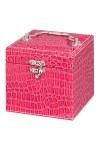 Шкатулка Розовый сундучок
