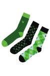 Носки Minecraft зеленые