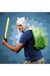 Рюкзак Adventure Time Finn's Bag c капюшоном
