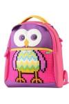 Детский пиксельный рюкзак Сова The Owl