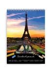 Альбом для пастели 30 л ПАРИЖ
