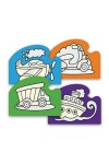 Набор для детского творчества Волшебная водная раскраска ТРАНСПОРТ