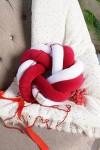 Декоративная подушка узел Star