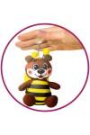 Антистрессовая игрушка-брелок Пчелка
