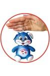 Антистрессовая игрушка-брелок Зайчик