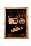 Картина Механизм печатной машинки