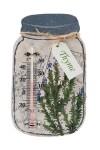 Комнатный термометр Душистые травы