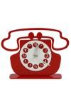 Часы настольные Телефон