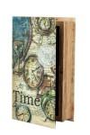 Шкатулка-фолиант Часы времени