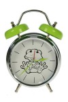Часы настольные Лягушка