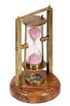 Часы песочные С компасом