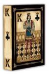 Шкатулка-фолиант Король