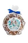 Сувенир пряник Снежинка