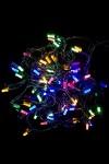 Гирлянда светодиодная элктрическая Лучики