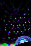 Система светодиодная электр. Диско-шар