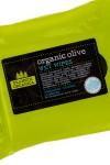 Салфетки влажные ORGANIC OLIVE