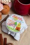 Мандариновое варенье с Вашим именем Вкусные поделки
