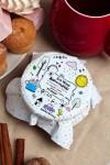 Мандариновое варенье с Вашим именем Детская коллекция