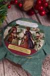 Мандариновое варенье с Вашим именем Семейный праздник