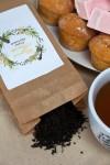 Чай с Вашим именем Пасхальный венок