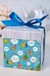 Печенье с предсказанием именное Подарок на год петуха