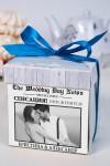 Печенье с предсказанием именное Свадебная газета