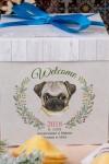 Печенье с предсказанием именное Год собаки