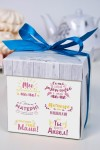 Печенье с предсказанием именное Пожелания маме