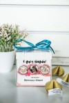 Печенье с предсказанием именное Свадебные фото