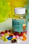 Мармелад «Цветные бобы» с Вашим именем На Пасху