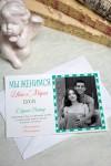 Приглашение с вашим текстом С днем свадьбы