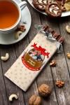 Шоколад с Вашим именем Пасхальная корзинка