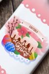Шоколад с Вашим именем Пасхальный кулич
