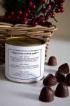 Банка шоколадных конфет с Вашим именем Свадебная газета