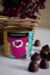 Банка шоколадных конфет с Вашим именем История семьи