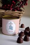 Банка шоколадных конфет с Вашим именем Традиционная Пасха
