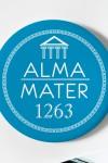 Магнит с Вашим текстом My Alma mater