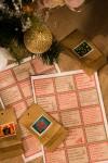 Адвент - календарь с заданиями Весёлый год