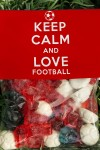 Мармелад Keep calm and love football